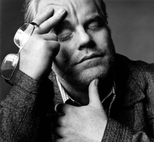Philip Seymour Hoffman - just like me
